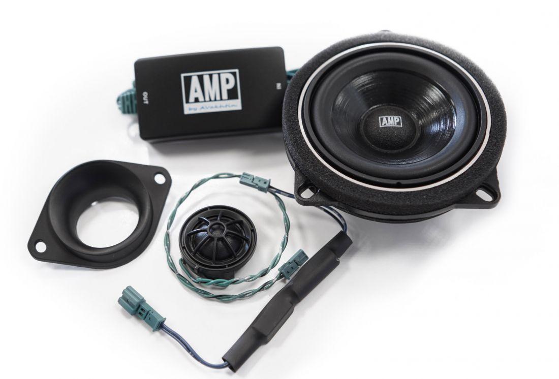 SMT-100BMWE СЧ/ВЧ динамики для автомобилей BMW E серии компл