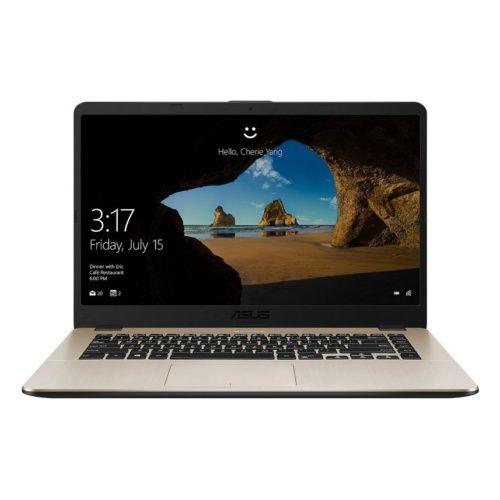 "Ноутбук ASUS VivoBook 15 X505ZA-BR227 (AMD Ryzen 3 2200U 2500MHz/15.6""/1366x768/4GB/256GB SSD/DVD нет/AMD Rad)"