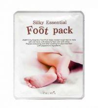 CALMIA Silky Repair Foot Pack Маска для ухода за кожей ног