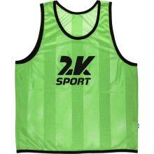 Футбольная манишка 2K Sport Team зелёная