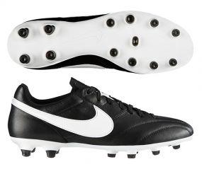 Бутсы Nike The Premier FG чёрные