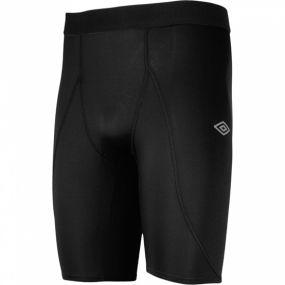 Велосипедки Umbro Support Shorts детские чёрные