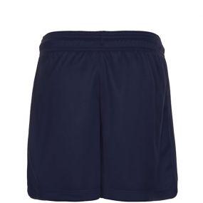 Детские игровые шорты Nike Park II Knit без подкладки тёмно-синие
