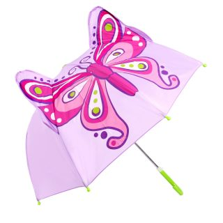 Зонт детский Бабочка, 46 см
