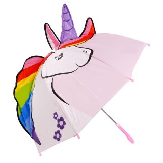 Зонт детский Единорог, 46 см