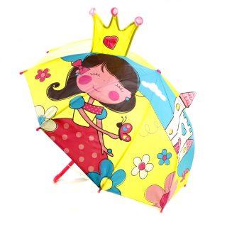 Зонт детский Маленькая принцесса 46см.