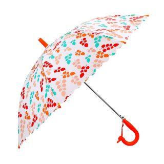 Зонт детский Осень, 48 см, свисток, полуавтомат