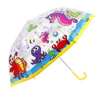 Зонт детский Подводный мир, 46 см