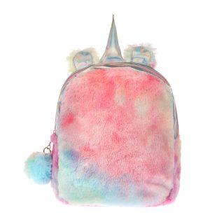 Рюкзак Пушистый единорог 20*6*26см
