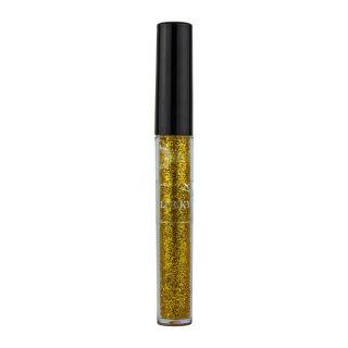 Жидкая подводка для контура глаз, 2 мл, золотой с блёстками