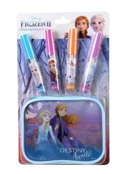 Игровой набор Frozen детской декоративной косметики для губ