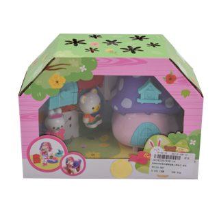 Игровой набор Кукольный домик, в компл. 5 предм., кор.