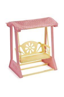 Качели Маленькая принцесса (нежно-розовые)