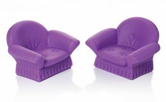 Кресло мягкое в асс-те