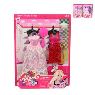 Наряд Бальный для куклы 29 см, 3/4 предм., в ассорт.