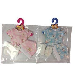 Комплект одежды Малыш д/куклы 35см, 4 предм., в ассорт., пакет.