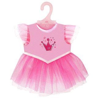 """Одежда для куклы 38-43см, платье """"Корона"""""""