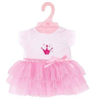 """Одежда для куклы 38-43см, юбка и футболка """"Принцесса"""""""