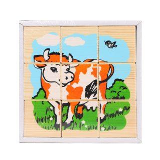 Куб.9 Домашние животные