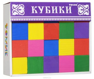 Куб.20 Цветные