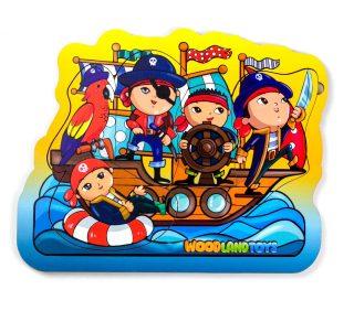 Пазл-головоломка ?Пираты?