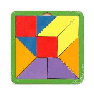 Рамка вкладыш Геометрические фигуры 1, 14х14 см, в асс-те