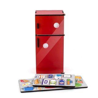 Сортер ?Холодильник. Красный?