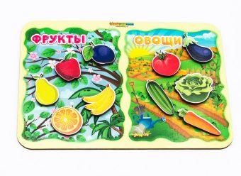 Сортер Какая разница?, Фрукты-овощи