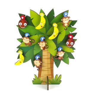 Сортер-дерево, Пальма