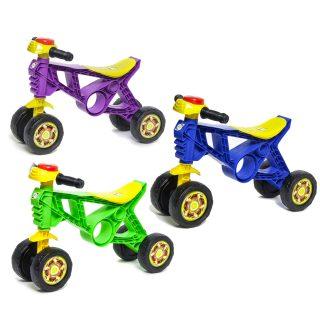 Беговел 4 колеса в ассорт