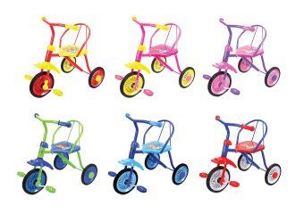 Велосипед 3кол. Друзья 9/8' кол. 6 цветов, двухцветные