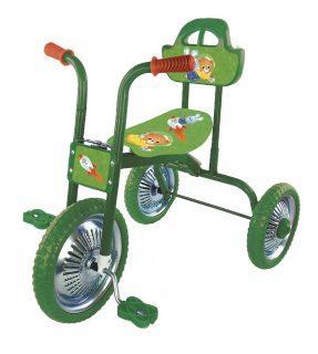 Велосипед 3кол. Лунатики, зеленый