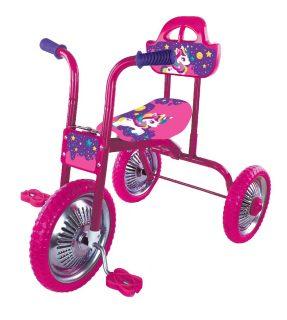 Велосипед 3кол. Лунатики, розовый
