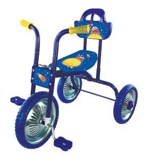Велосипед 3кол. Лунатики, синий