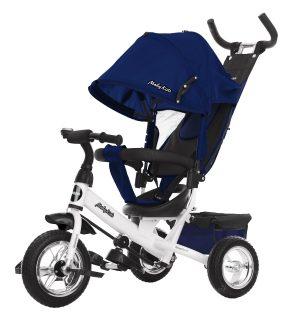 Велосипед 3кол. Comfort 10x8 EVA, синий