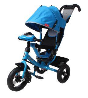 Велосипед 3кол. Comfort 12x10 AIR Car1, син.