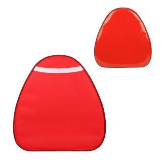Ледянка 52*54 см, красная