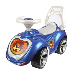 Машина-каталка PAW ультрамарин