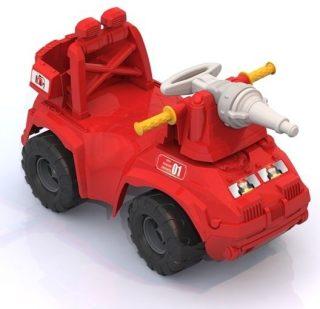 Машина-каталка Пожарная машина