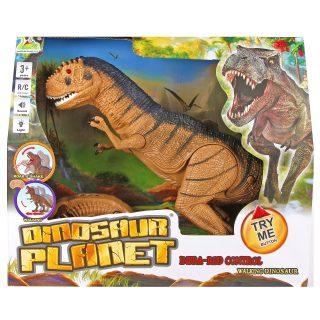 Динозавр р/у, свет, звук, эл.пит.АА*6 шт. не вх.в комплект