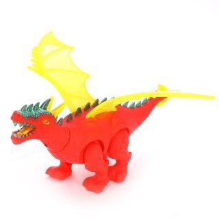 Динозавр эл., свет, звук, проектор, эл.пит.AA*3шт. не вх.в комплект