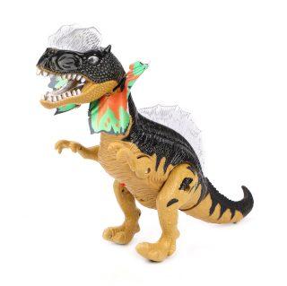 Динозавр эл., свет, звук, эл.пит.AA*3шт. не вх.в.компл.