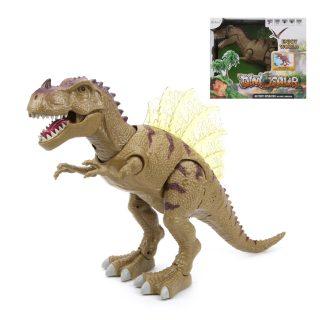 Динозавр эл., свет, звук, эл.пит.АА*3шт.не вх в комплект, коробка