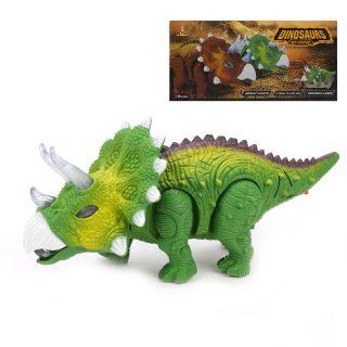 Динозавр эл., свет, звук, эл.пит.ААА*3шт.не вх.в компплект, коробка
