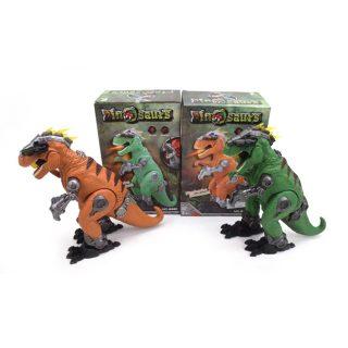 Динозавр-киборг эл., свет, звук, двигает лапами, открывает рот, эл.пит. АА*3 не вх.в компл., кор.