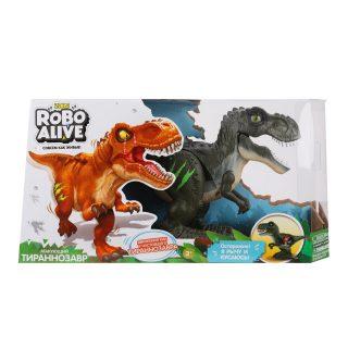 Игрушка Робо-Тираннозавр, зеленый