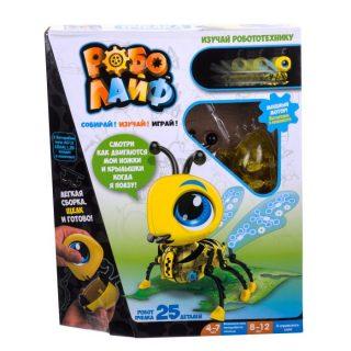 Интерактивная Пчелка (модель для сборки) 3*АG13 бат (входят) 20х25х4
