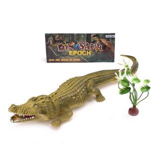 Крокодил из мягкой резины, пакет