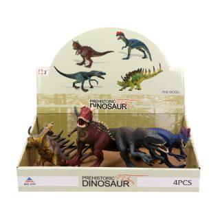 Динозавр в ассортименте, дисплей