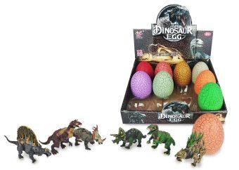 Динозавр в яйце, в ассорт., дисплей